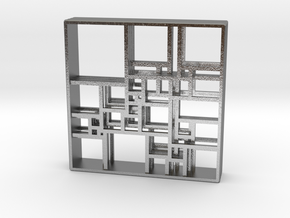 SPSS Isomer Quadruple 33-476 (version 2) in Raw Silver