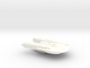 USS-Gustavo in White Strong & Flexible Polished
