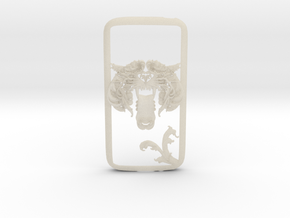 FLYHIGH: Tory Tiger Galaxy S4 Case in White Acrylic