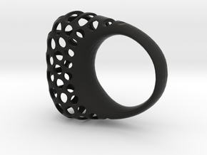 Polyoptic ring 4.2 in Black Strong & Flexible
