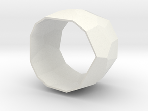 facets 1 in White Strong & Flexible