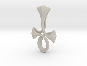 Ankh - medium in Sandstone