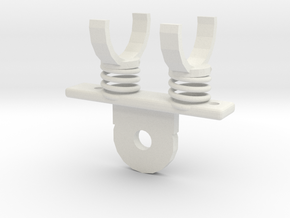 shockmount in White Strong & Flexible