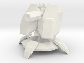 automated turret in White Strong & Flexible