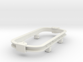 Gn15 skip chassis version2 in White Strong & Flexible