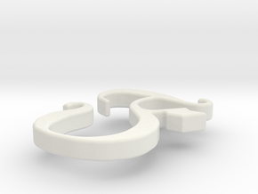 EUROC12-0001 in White Strong & Flexible