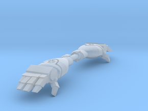 Mk1- Techno-Fist (Open) (x2) in Frosted Ultra Detail