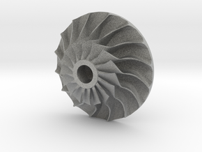 impeller in Metallic Plastic
