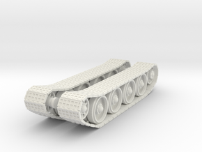 Tracks For TR-34 in White Strong & Flexible