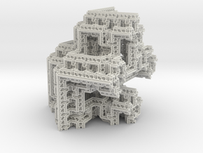 Fractal Graph 3 Level 5 in White Strong & Flexible