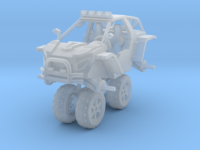 1/87 Scale 4x4 LMS-4 Buggy in Frosted Ultra Detail