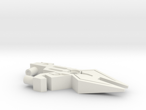 Sunlink - Lambchops Blade - Short in White Strong & Flexible