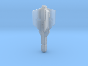 QuadFin Crossbolt in Frosted Ultra Detail