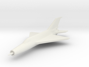 1/285 (6mm) MIG-21MF  in White Strong & Flexible