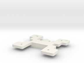 Dell ST2220 VESA Bracket Adapter in White Strong & Flexible