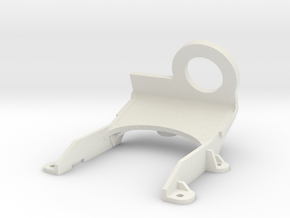 BEEFY GoPro Hero Bracket for the arDrone  in White Strong & Flexible
