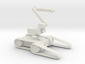 IROBOT in White Strong & Flexible