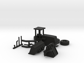 1:160/N-Scale Loader in Black Strong & Flexible