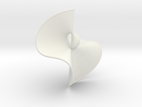 Cubic Surface KM 44 in White Strong & Flexible