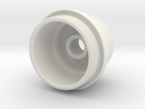 E35FilterCap in White Strong & Flexible