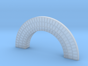 Brick Arch HO 02 in Frosted Ultra Detail