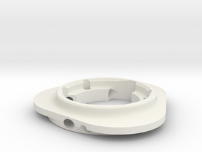 RollerClutchHousing in White Strong & Flexible