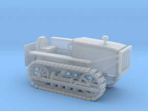Caterpillar D4 - Zscale in Frosted Ultra Detail