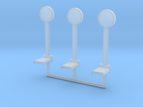 HO-Scale 1950's Penny Scale (3 Pack) in Frosted Ultra Detail