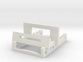 phone stand 18 in White Strong & Flexible