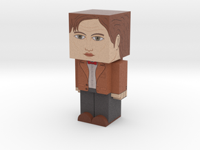 The 11th Doctor (Doctor Who) in Full Color Sandstone
