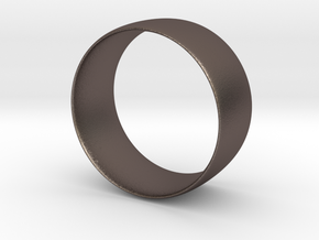 Gibbon Ring 6 in Stainless Steel