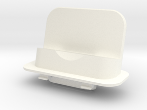 iPhone 5/5s/6 Lightning Adapter for Universal Dock in White Strong & Flexible Polished