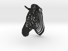 Wired Life Zebra in Black Strong & Flexible