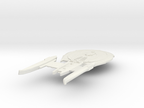 Augusta Class Cruser in White Strong & Flexible