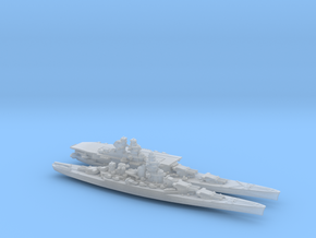 1/2400 MN BB Alsace + BBCV JeanBart in Frosted Ultra Detail