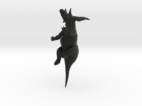 Chasmosaurus Belli 1/40 in Black Strong & Flexible