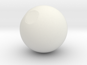 Sphere2 in White Strong & Flexible
