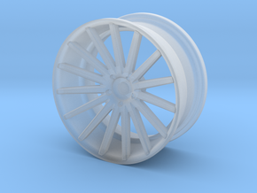 Vossen VFS2 25mm Mini 1-24 Scale in Frosted Ultra Detail