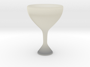 Pythagorean Cup in Transparent Acrylic