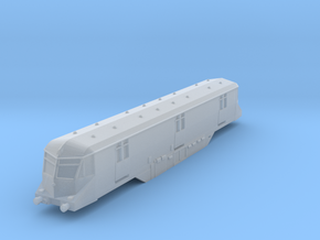 GWR Railcar - Parcels Van - T 1:450 in Frosted Ultra Detail