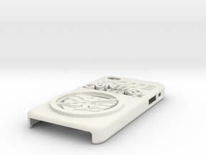 Vote Gunther iPhone Case in White Strong & Flexible