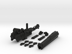 Happy Camper: Sniper Rifle in Black Strong & Flexible