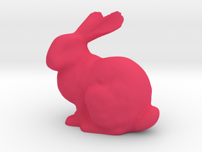 Bunnyr in Pink Strong & Flexible Polished
