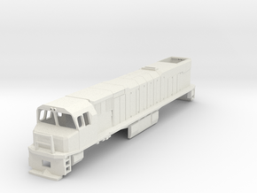 1:64 NZR DXR Original Cab in White Strong & Flexible