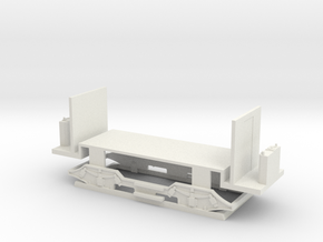 chassis A1001NZHTM in White Strong & Flexible