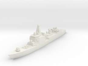 052 PLAN Destroyer 1:700 in White Strong & Flexible