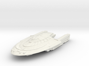 Miller Class Scout Destroyer in White Strong & Flexible