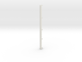 16mm X 320 Skid Protector in White Strong & Flexible