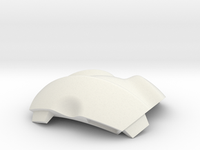 NSphere Mini (tile type:5) in White Strong & Flexible