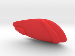 123DDesignDesktop in Red Strong & Flexible Polished